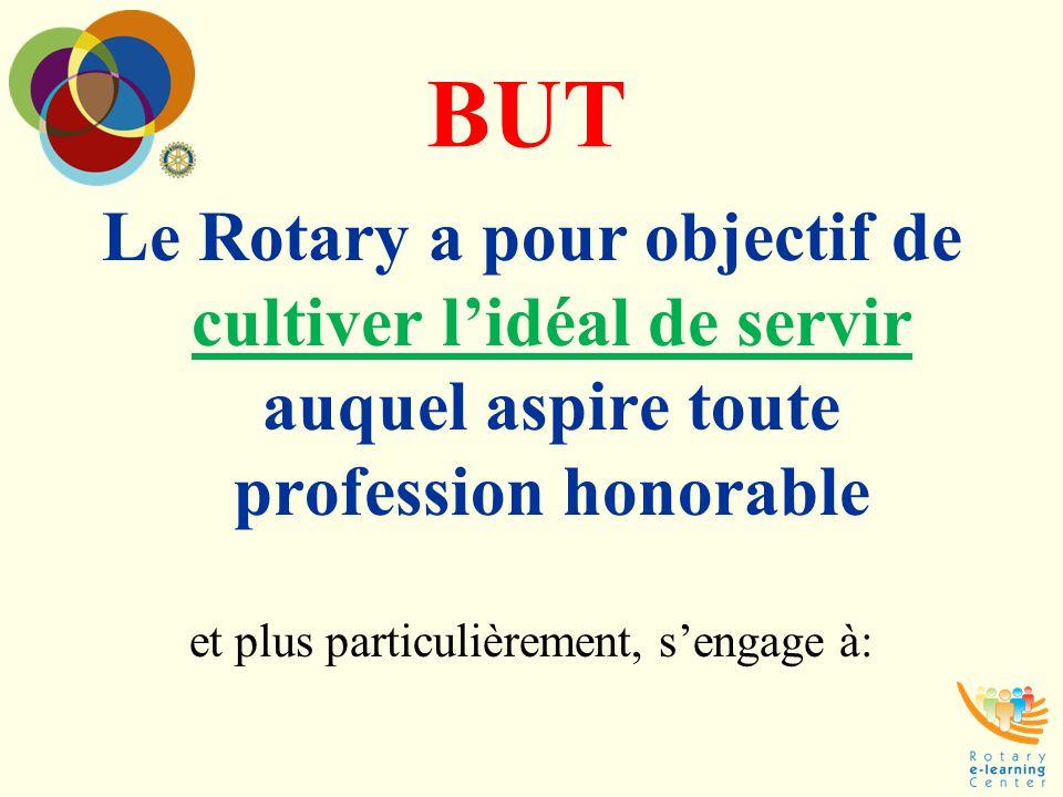 Formation continue Il peut s'agir de : Communications fréquentes d'informations concernant le Rotary Programmes du club centrés sur la formation continue Séminaires de district de formation continue.