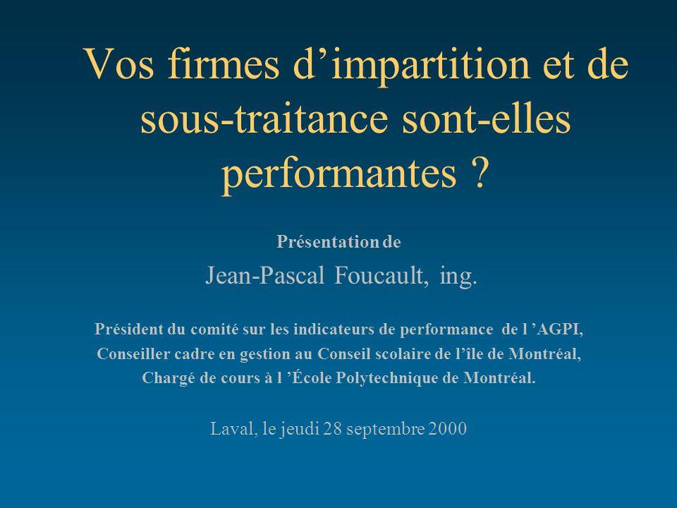Pour de plus amples informations, Veuillez joindre: Jean-Pascal Foucault, ing.