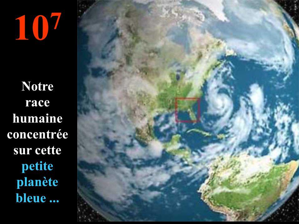 10 8 On peut à nouveau voir la Terre !