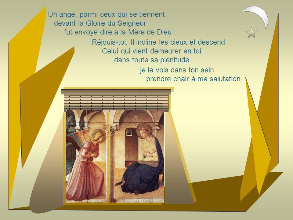 TEXTE : l'Hymne Acathiste MUSIQUE : Ave Maria de Gounod Disque AETERNA, Natalie Choquette MONTAGE : Yolande CND