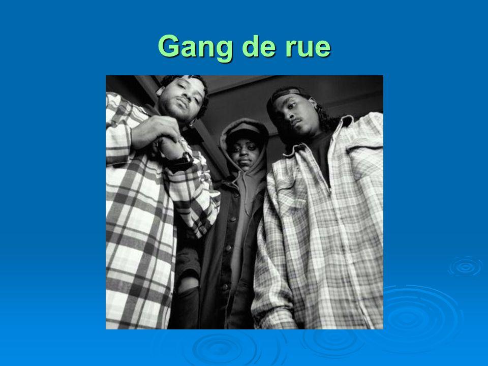 Gang de rue