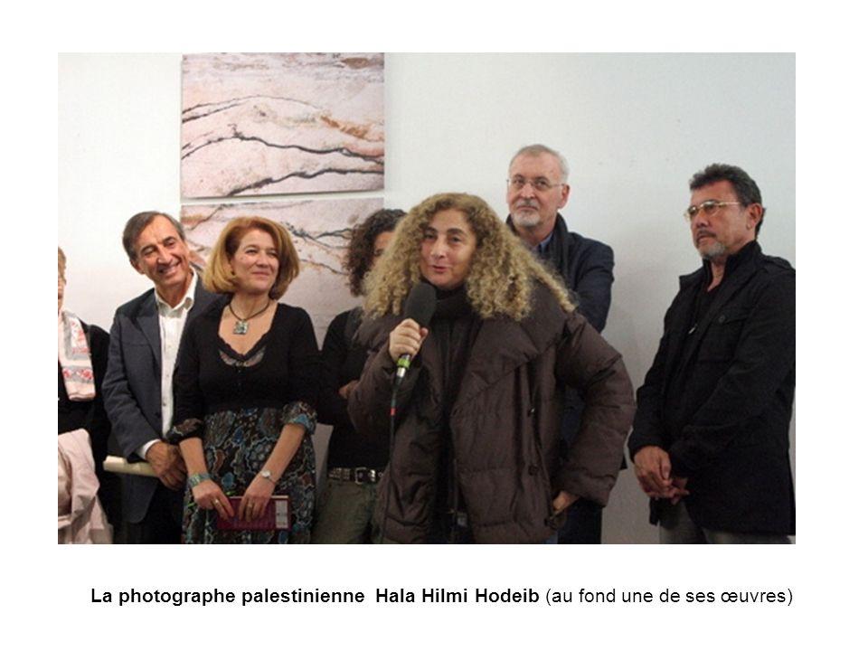 La photographe israélienne Keren Manor du collectif Activestills