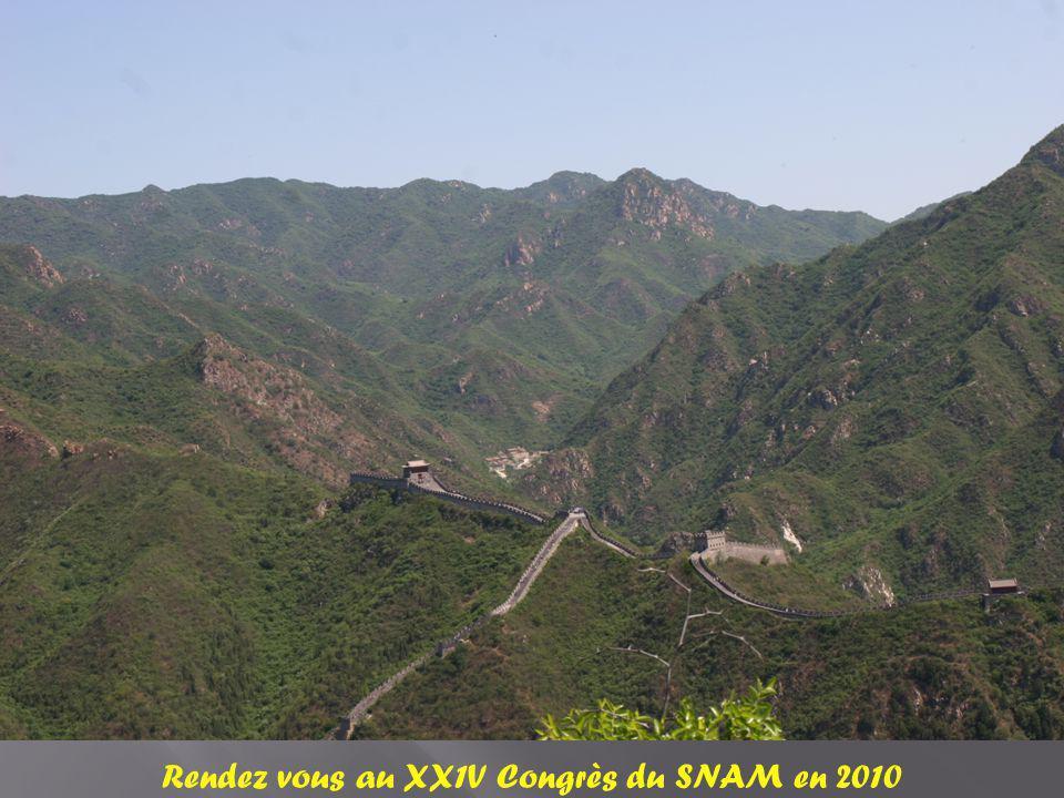 Rendez vous au XX1V Congrès du SNAM en 2010