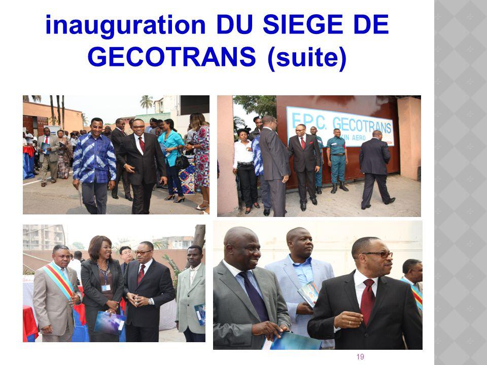 19 inauguration DU SIEGE DE GECOTRANS (suite)