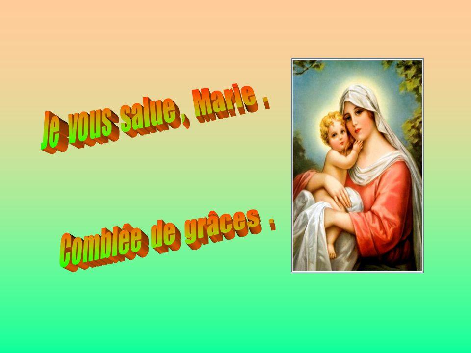 .. Et ses «comment» et ses «pourquoi» Avant qu'il soit Magnificat. Je me rappelle ton Fiat