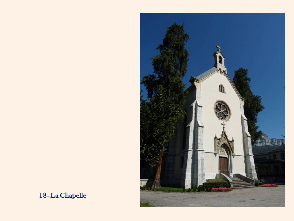 18- La Chapelle