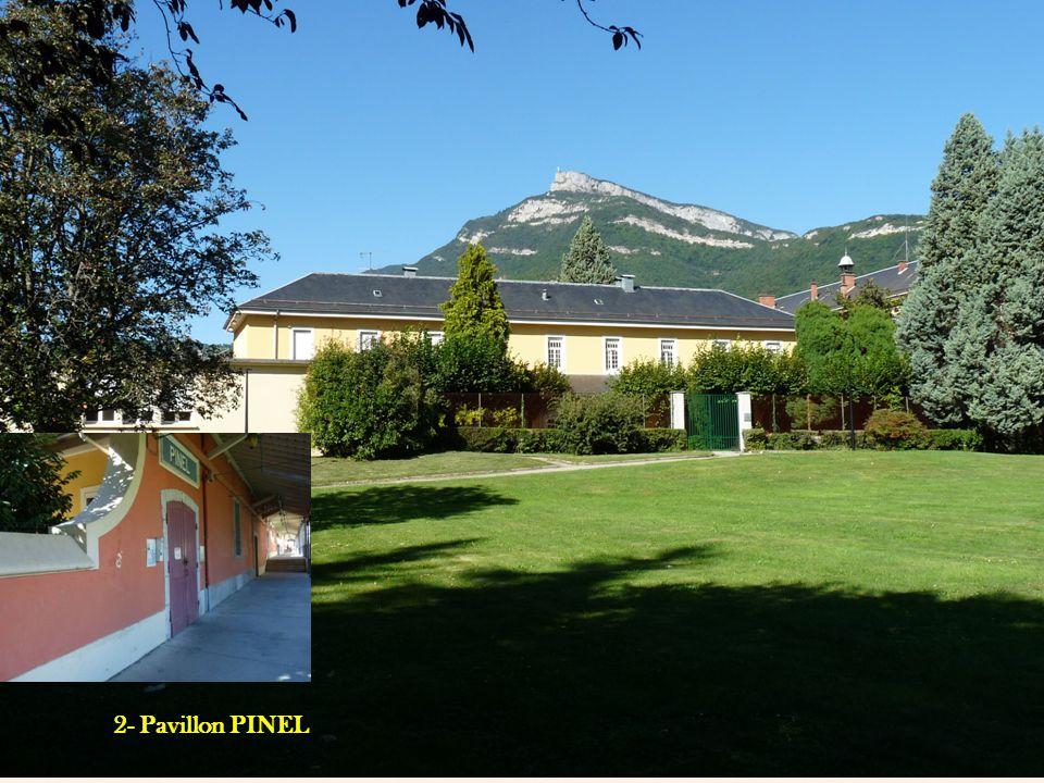 2- Pavillon PINEL
