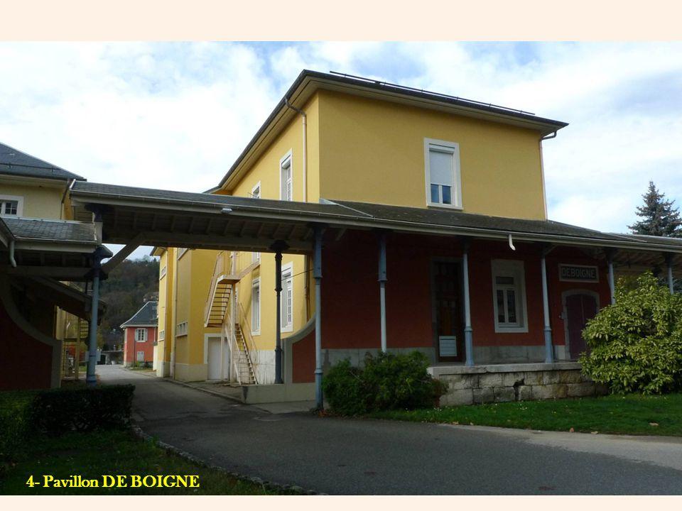 4- Pavillon DE BOIGNE