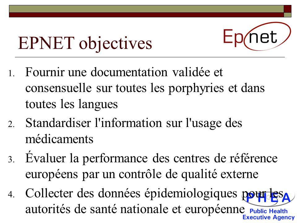 EPNET objectives 1.