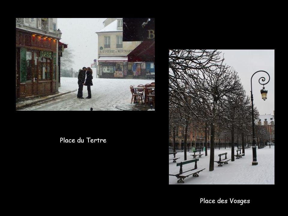 Notre Dame et la Seine.