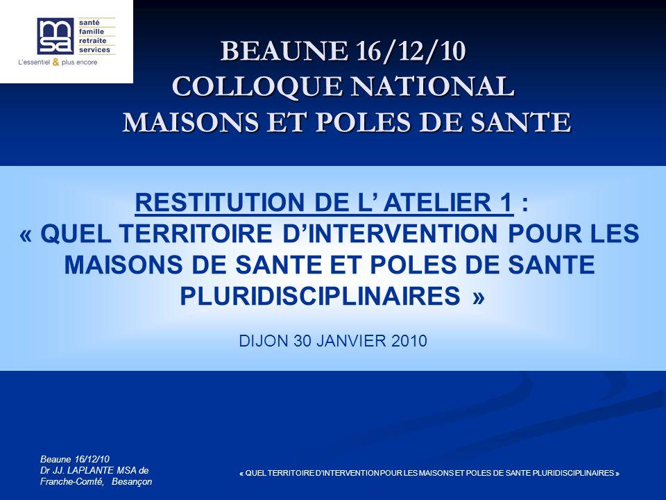 Beaune 16/12/10 Dr JJ.