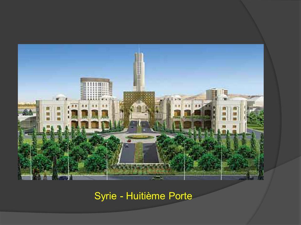 Syrie - Huitième Porte