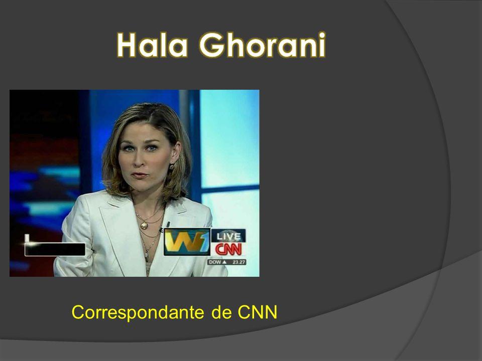 Correspondante de CNN