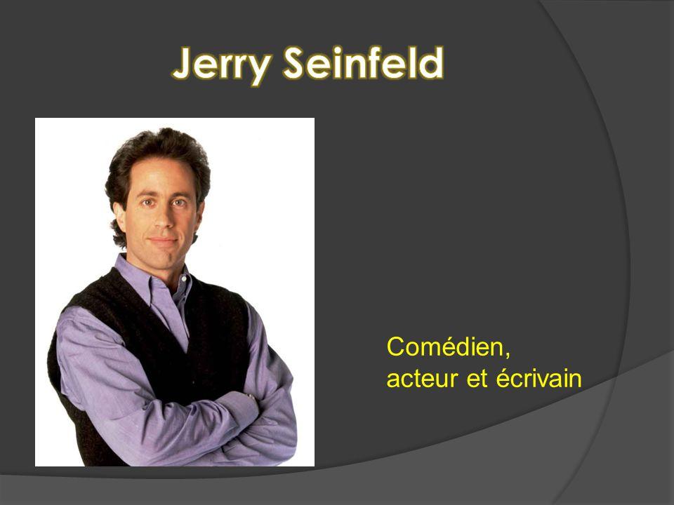 Comédien, acteur et écrivain