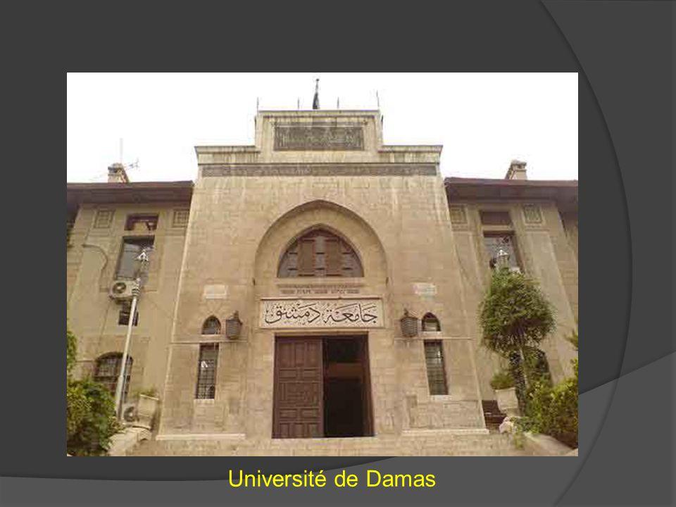 Université de Damas