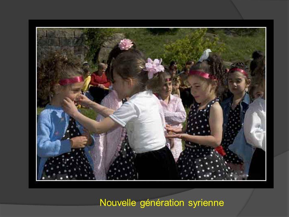 Nouvelle génération syrienne