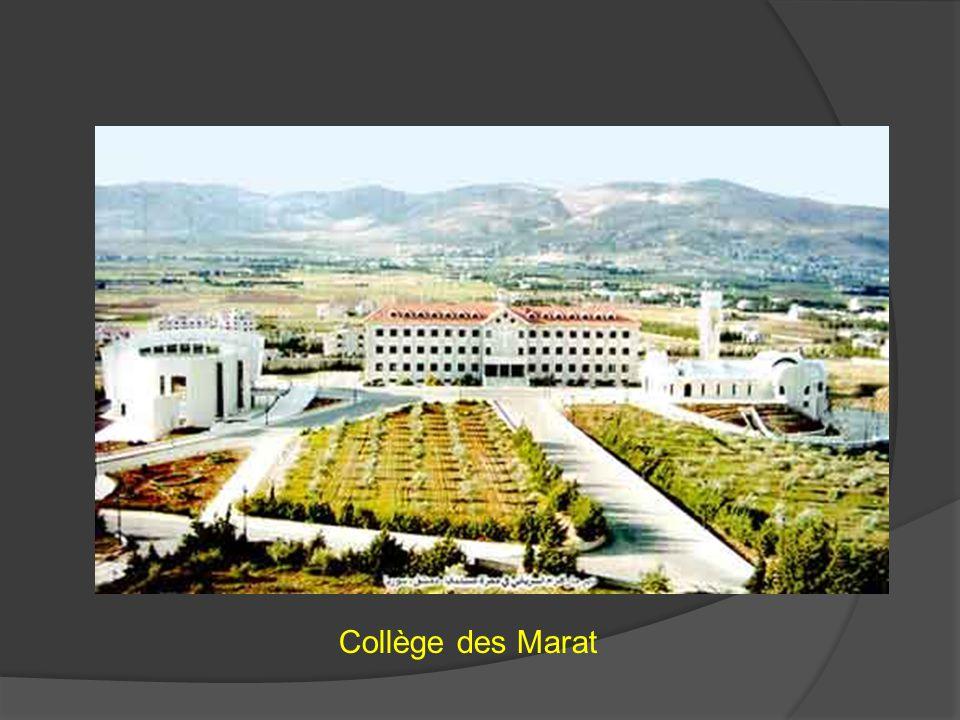 Collège des Marat