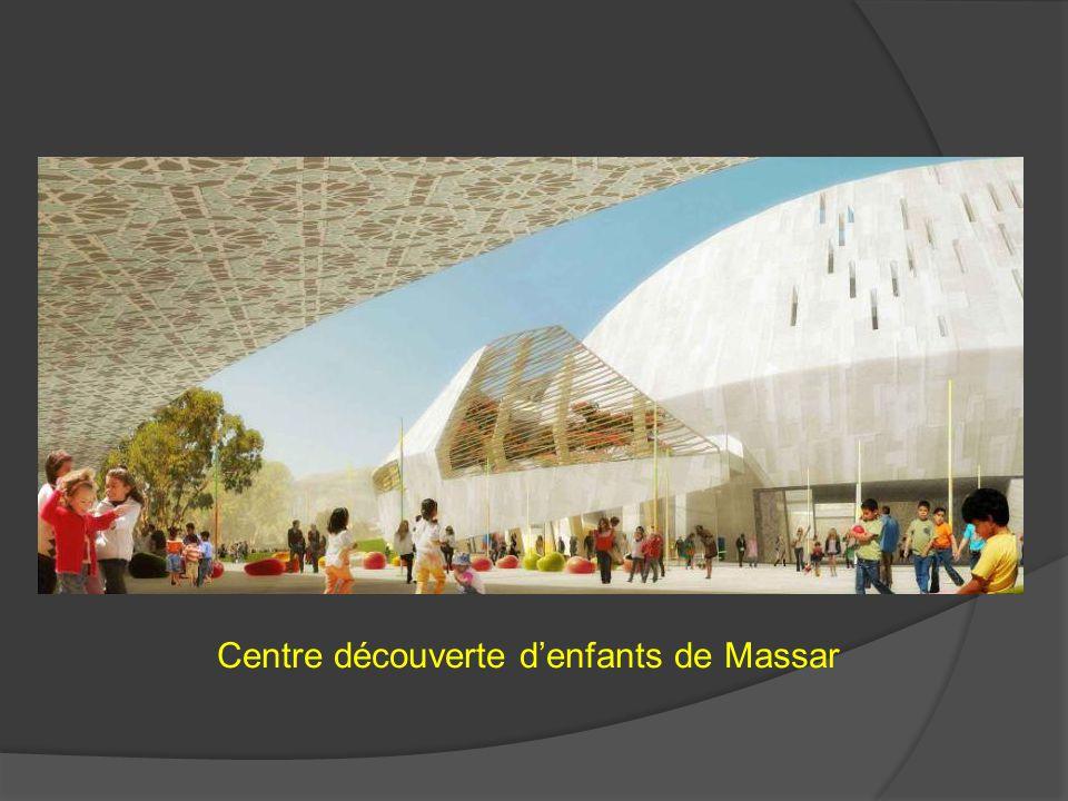Centre découverte d'enfants de Massar