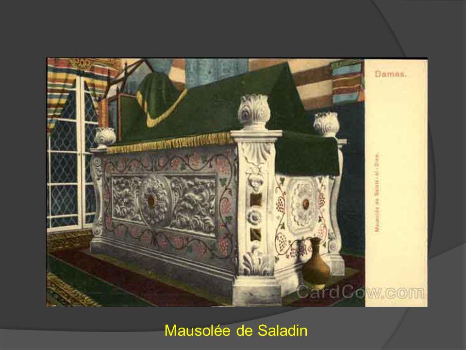 Mausolée de Saladin