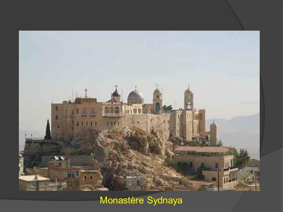 Monastère Sydnaya