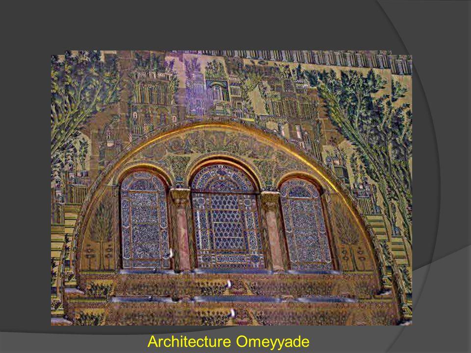 Architecture Omeyyade