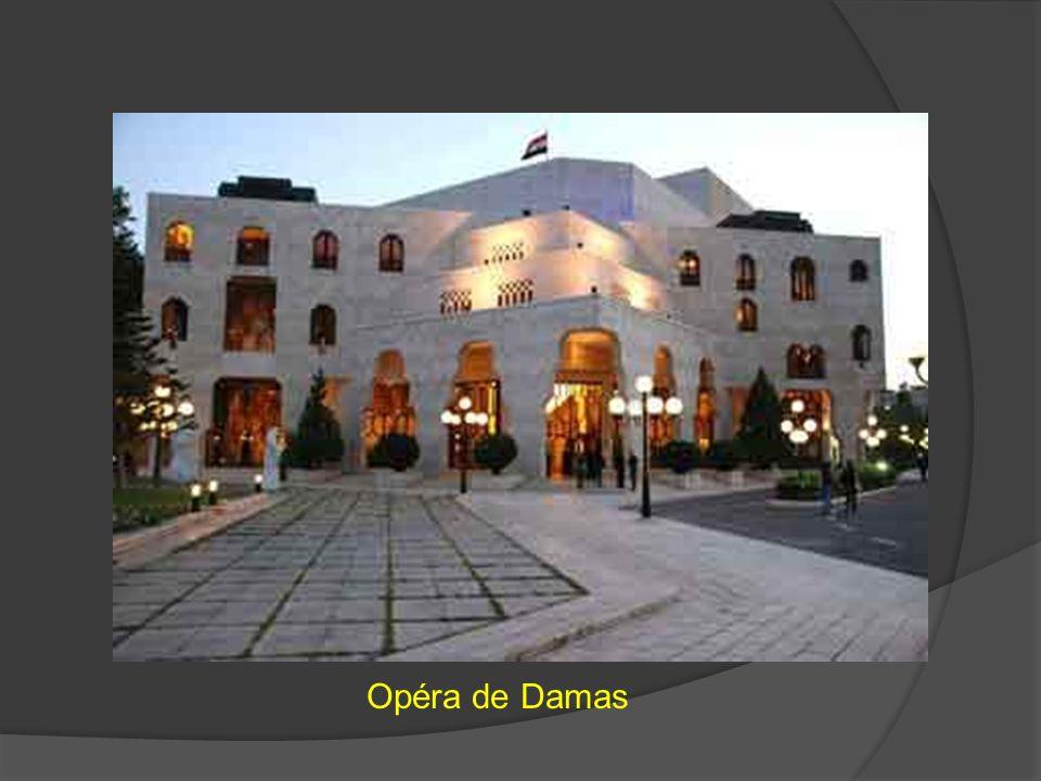 Opéra de Damas