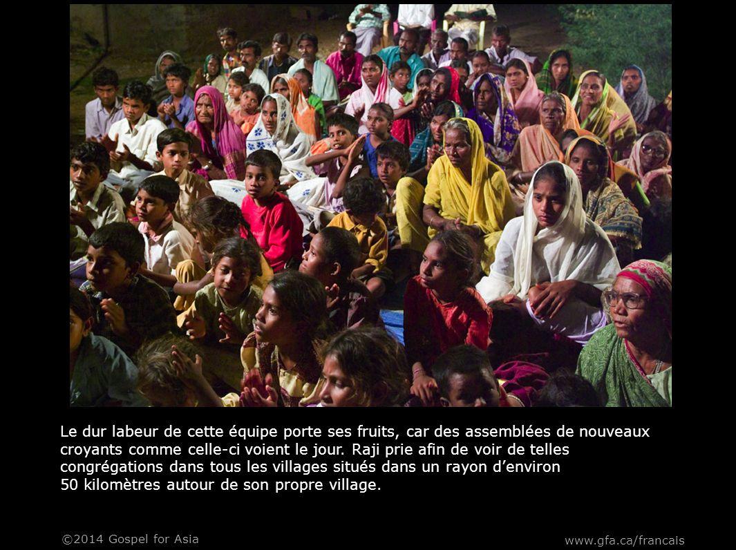 1-888-WIN-ASIA www.gfa.ca/francais © 2014 Gospel for Asia