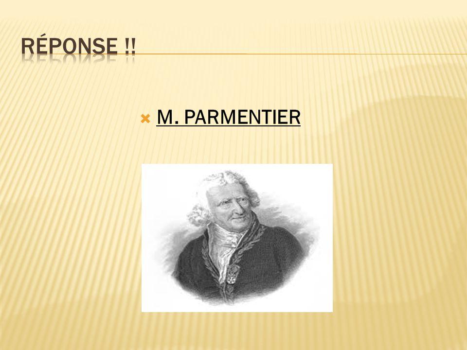  M. PARMENTIER