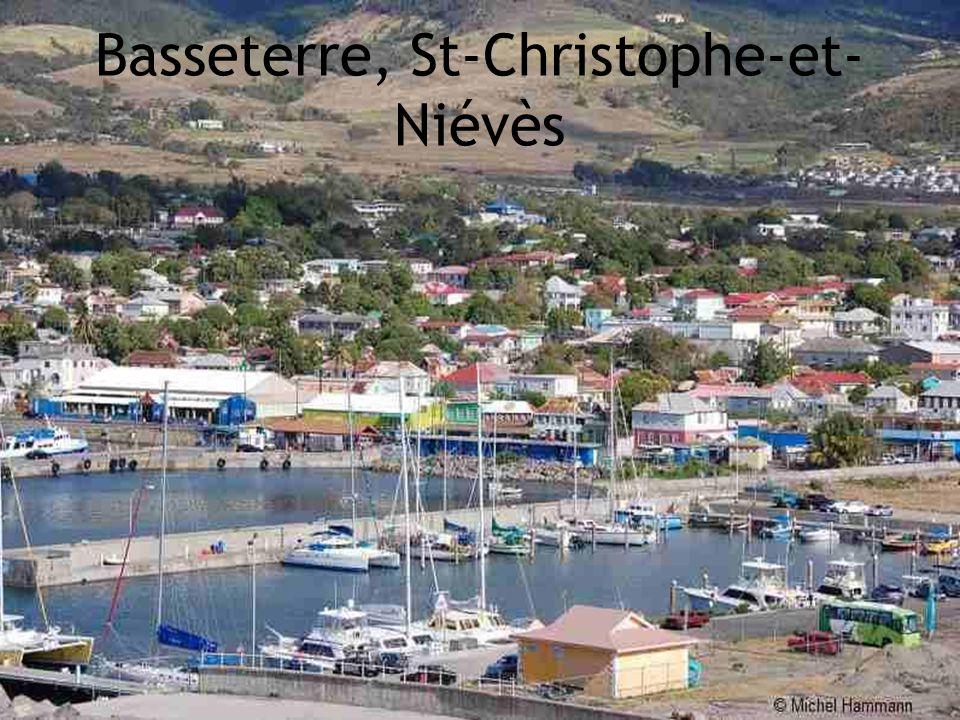 Basseterre, St-Christophe-et- Niévès