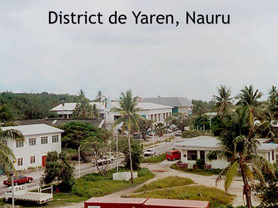 District de Yaren, Nauru