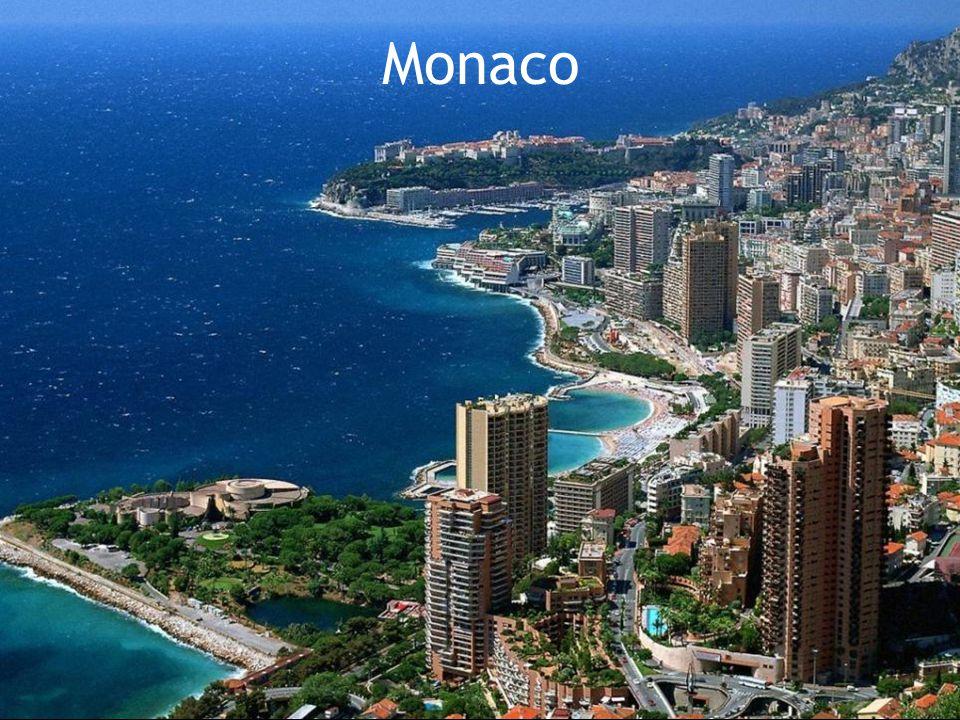 Principauté de Monaco 2,02 km/2  Superficie: 2,02 km/2  Nombre d'habitants: 35,881  Capitale: Monaco  Langue officielle: Français  Indépendance: De la république de Gênes le 8 janvier 1297  Situé: Côte d'Azur, France