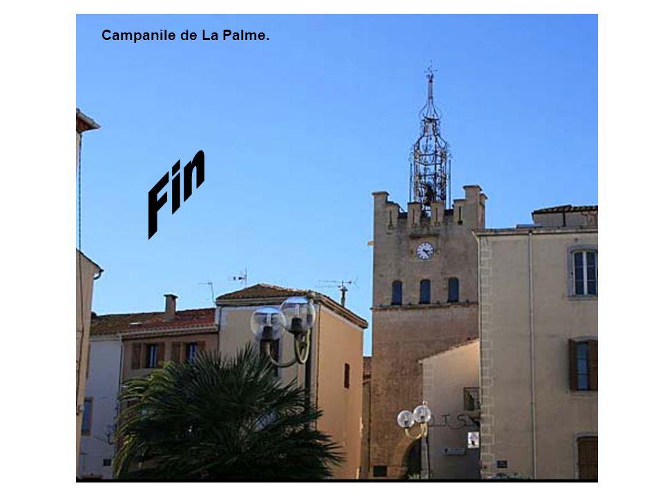 Campanile de La Palme.