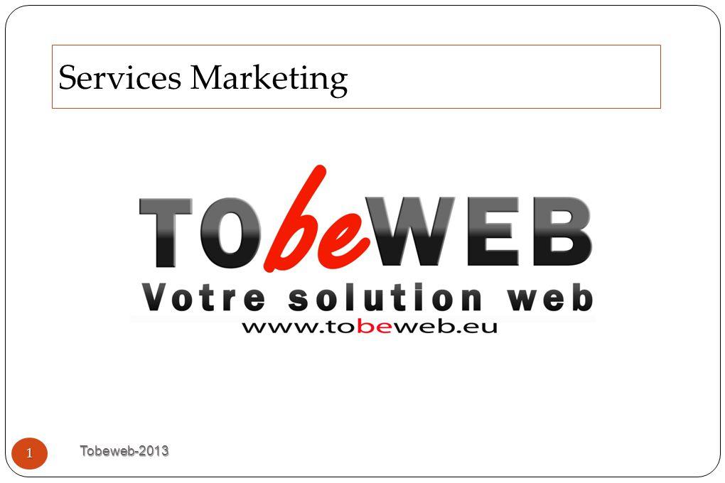 Services Marketing Tobeweb-2013 1