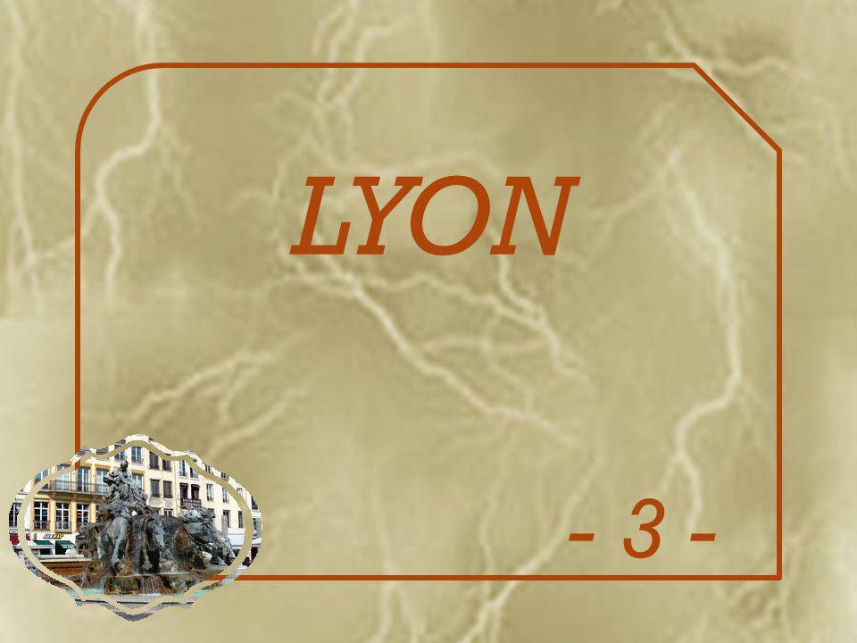 LYON - 3 -