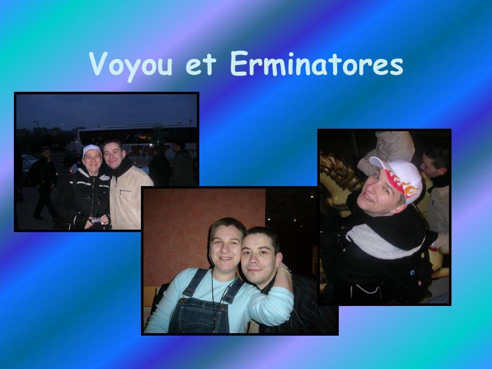 Voyou et Erminatores