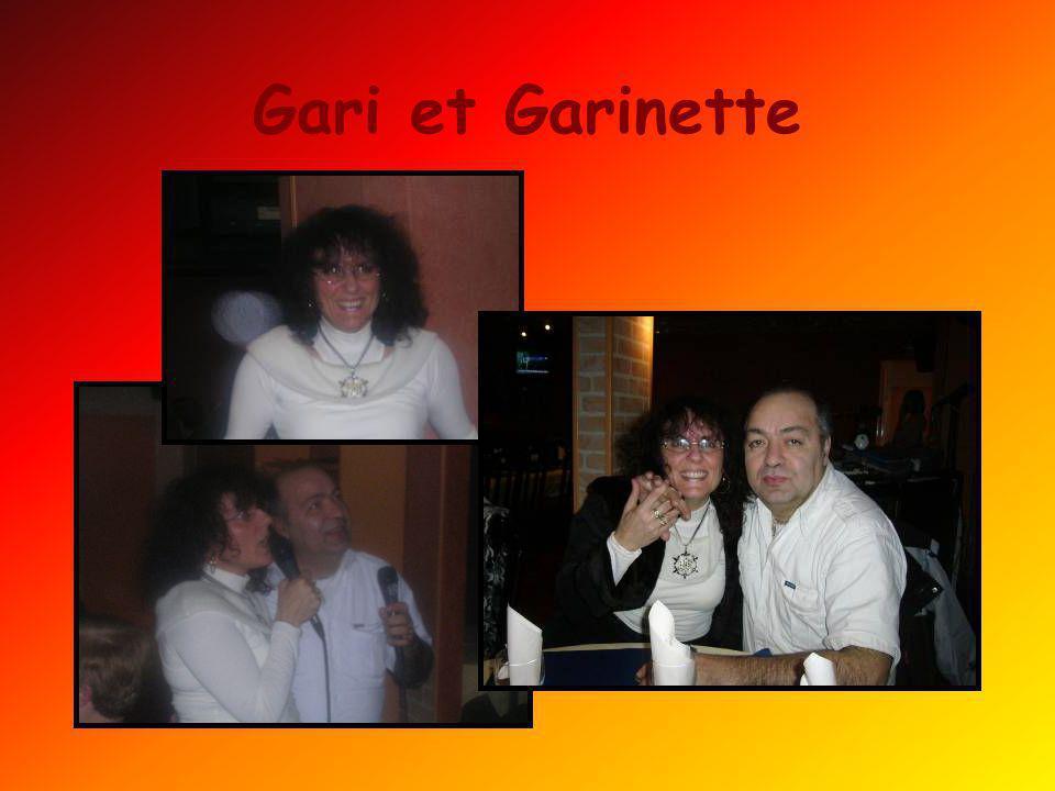 Gari et Garinette