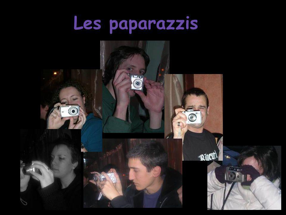 Les paparazzis