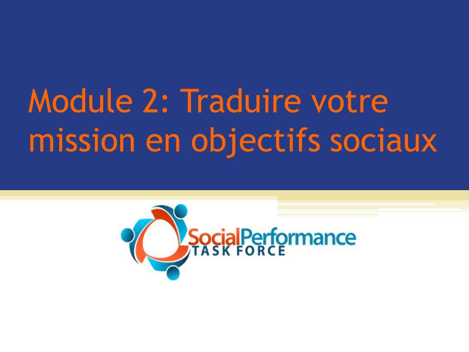 Réussissez votre mission grâce à une gestion de performance équilibrée Mission Gestion de Performance Performance Sociale Performance Financière