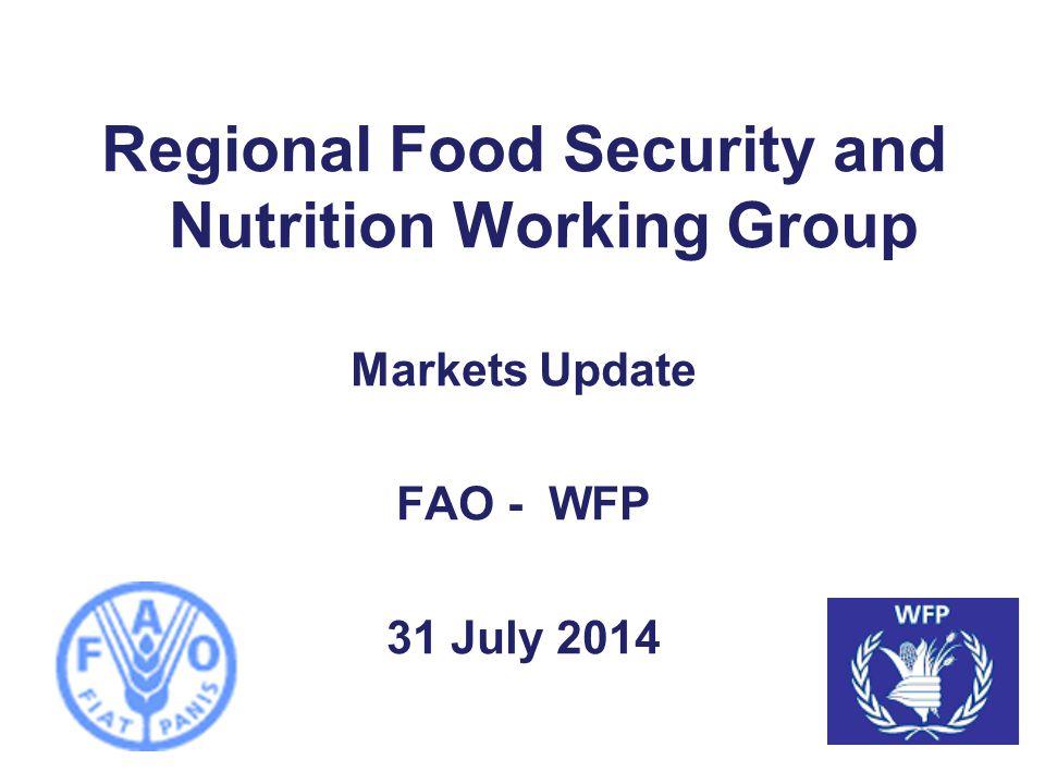 Prix et marchés internationaux Baisse de l indice FAO des prix des produits alimentaires FPI : baisse de 1,8 pour cent entre mai et juin.