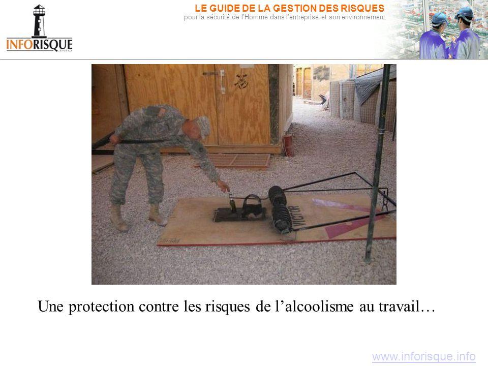 www.inforisque.info LE GUIDE DE LA GESTION DES RISQUES pour la sécurité de l'Homme dans l'entreprise et son environnement Le classement de la sécurité