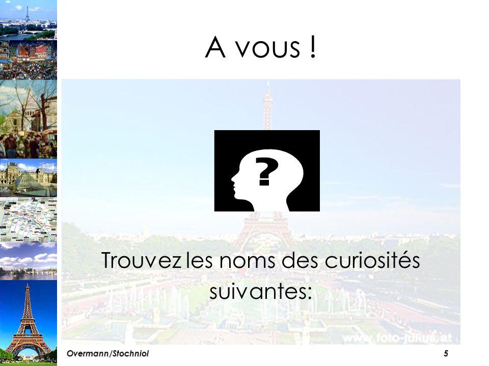 4Overmann/Stochniol I Les curiosités