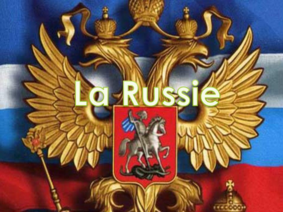 Russie Territoire: 17 075 400 km² Population: 143 030 106