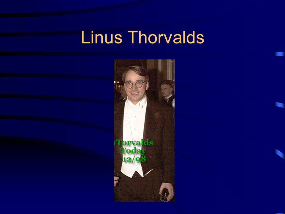 Linus Thorvalds