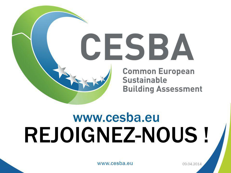 www.cesba.eu REJOIGNEZ-NOUS ! www.cesba.eu 09.04.2014