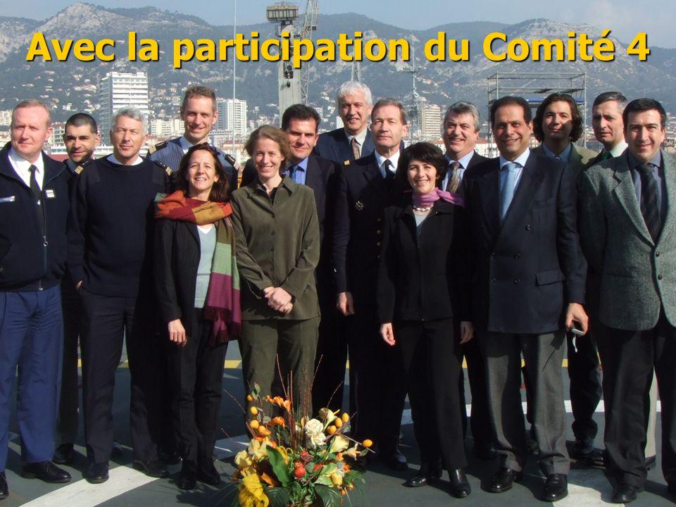 Avec la participation du Comité 4