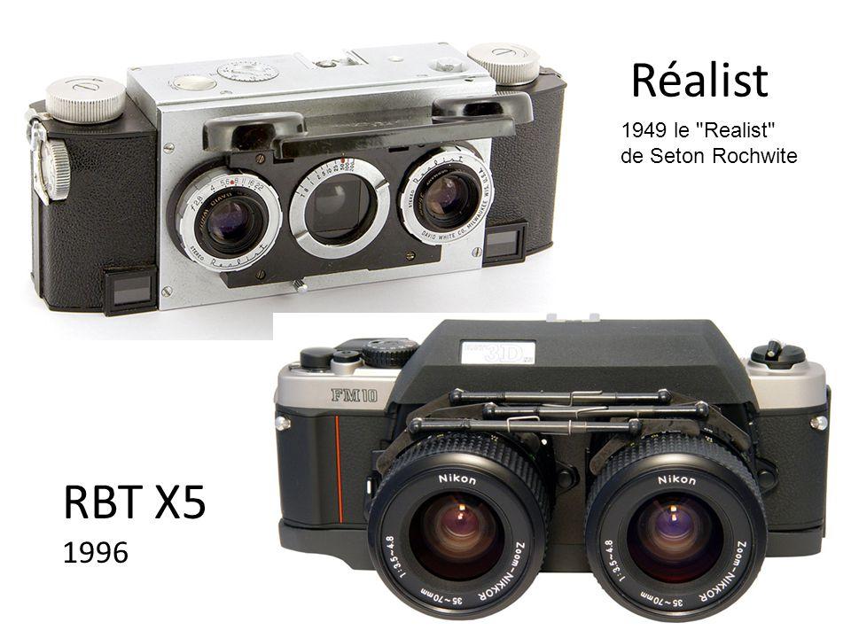 Réalist RBT X5 1996 1949 le