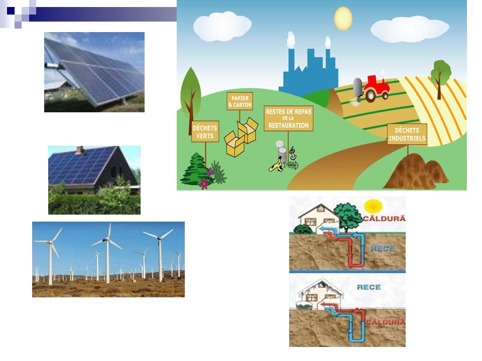 Luttons contre le réchauffement climatique! - l'industrie doit contrôler efficacement son utilisation d'énergies - la construction doit mieux maîtrise