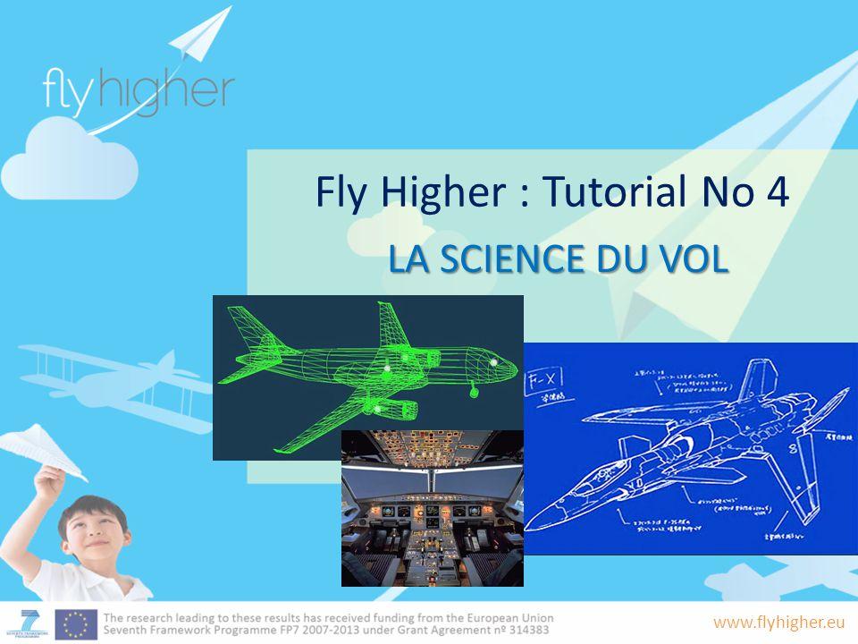 www.flyhigher.eu Fly Higher : Tutorial No 4 LA SCIENCE DU VOL