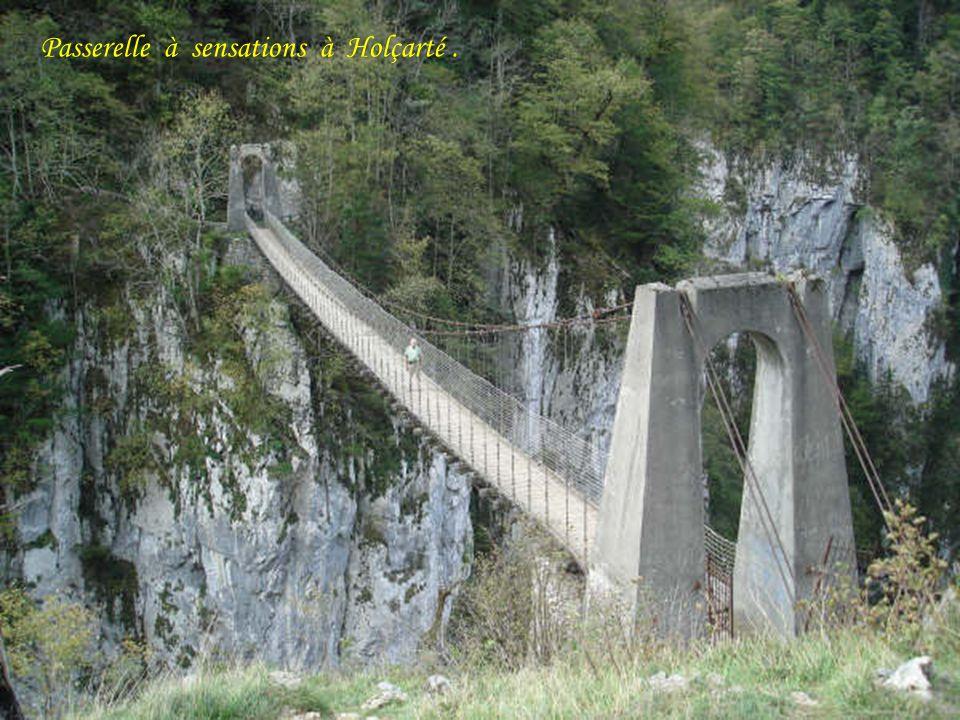Les Gorges De Kakouetta.