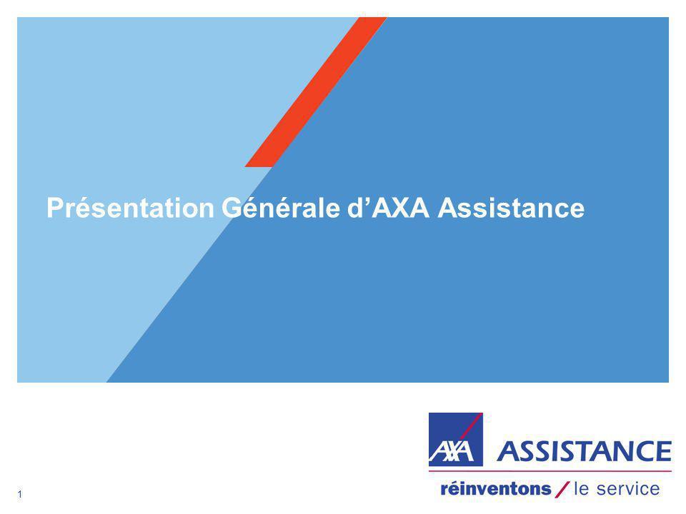 1 Encombrement maximum du logotype depuis le bord inférieur droit de la page (logo placé à 1/3X du bord; X = logotype) Présentation Générale d'AXA Ass